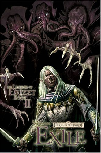 Exile (Forgotten Realms Graphic Novels): R. A.;Dabb Salvatore