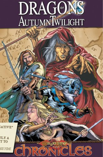 9781932796704: Dragonlance - Chronicles Volume 1: Dragons Of Autumn Twilight: Dragons of Autumn Twilight v. 1 (Dragonlance Novel: Dragonlance Chronicles (Hardcover))