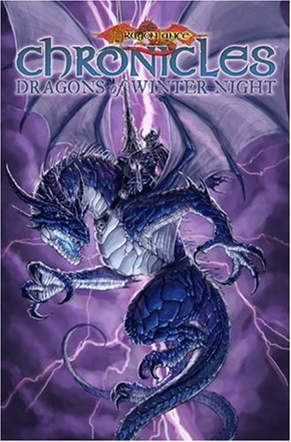 9781932796780: Dragonlance Chronicles: Dragons Of Winter Night (Vol. 2)(Graphic Novel)