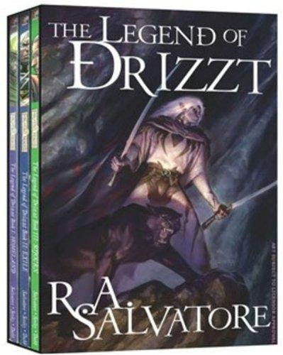 9781932796803: Forgotten Realms - The Legend Of Drizzt Box Set Volumes 1-3 (Forgotten Realms Legend of Drizzt Graphic Novels) (Books 1-3 Bks. 1-3)