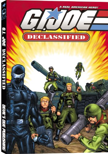 9781932796841: G.I. Joe - Dreadnoks Declassified (G. I. Joe (Graphic Novels))