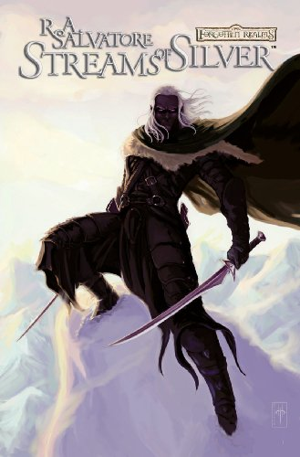 Streams of Silver: The Legend of Drizzt (Forgotten Realms Graphic Novels): R. A.;Dabb Salvatore