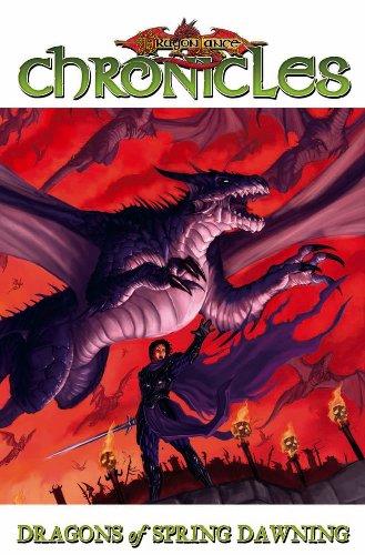 9781932796957: Dragonlance Chronicles 3: Dragons of Spring Dawning