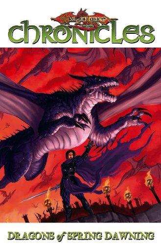 9781932796971: Dragonlance Chronicles 3: Dragons of Spring Dawning