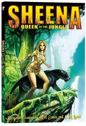 9781932796995: Sheena Queen of the Jungle Volume 1 (v. 1)