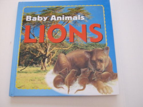 Lions (Wild Baby Animals (Stargazer)) (1932799435) by Kate Petty