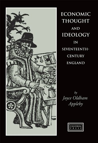 9781932800036: Economic Thought and Ideology in Seventeenth-Century England