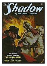9781932806274: The Shadow, No. 5: The Black Falcon & The Salamanders