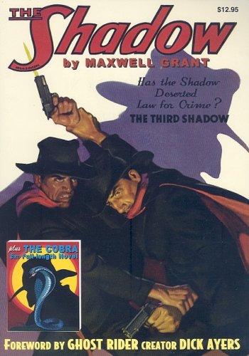 The Cobra/The Third Shadow (Shadow (Nostalgia Ventures)): Nostalgia Ventures