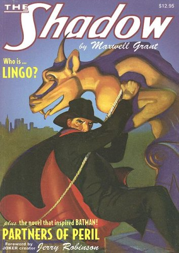 9781932806724: Lingo And Partners of Peril: Two Classic Adventures Of The Shadow