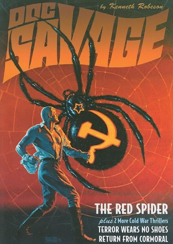 The Red Spider and Other Cold War Thrillers (Doc Savage (Nostalgia Ventures))