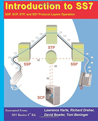 9781932813029: Introduction to Signaling System 7 (SS7): SSP, SCP, STP, and SS7 Protocol Layers Operation
