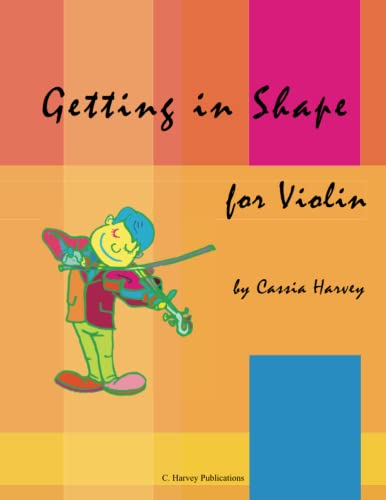 9781932823226: Getting in Shape for Violin