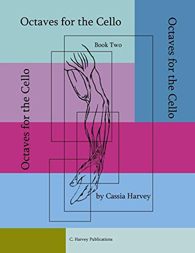 9781932823288: Octaves for the Cello, Book Two