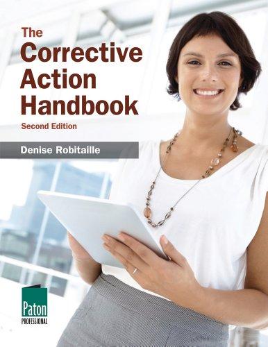 9781932828276: The Corrective Action Handbook, Second Edition