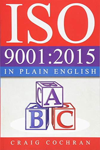 9781932828726: ISO 9001:2015 in Plain English