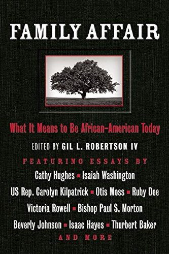 9781932841350: Family Affair: What It Means to be African American Today