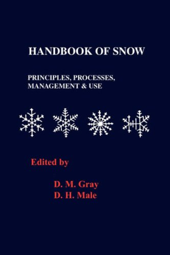 9781932846065: Handbook of Snow: Principles, Processes, Management and Use