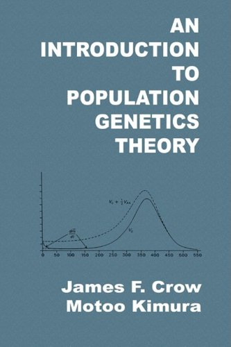 9781932846126: An Introduction to Population Genetics Theory