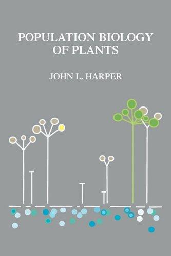 9781932846249: Population Biology of Plants