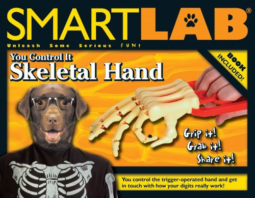 You Control It: Skeletal Hand (SmartLAB): Stewart, Melissa