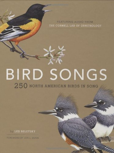 9781932855418: Bird Songs: 250 North American Birds in Song