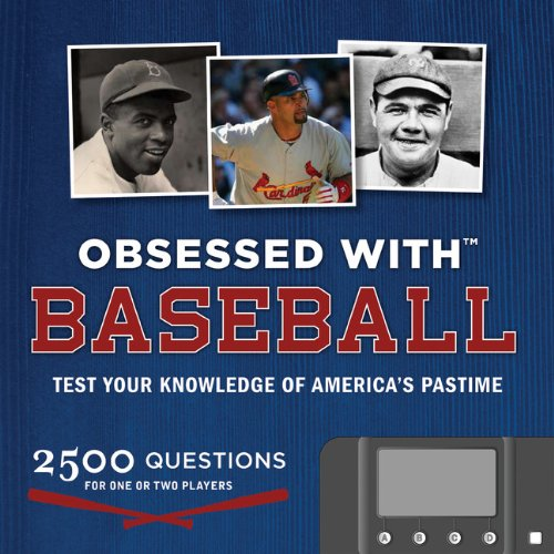 Obsessed with.Baseball: Test Your Knowledge of America's Pastime: The Baseball Guys
