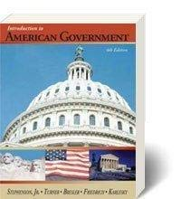 Introduction to American Government: Grier Stephenson Jr.;