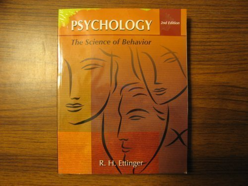 9781932856699: Psychology The Science of Behavior