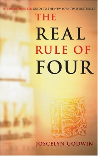 """9781932857085: Real Rule of Four, The: The Unauthorized Guide to the """"New York Times"""" Bestseller: The Unauthorized Guide to the """"New York Times"""" Bestseller"""