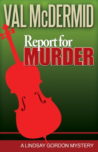 9781932859065: Report for Murder: A Lindsay Gordon Mystery (Lindsay Gordon Mystery Series)
