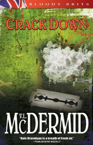 9781932859201: Crack Down: A Kate Brannigan Mystery (Kate Brannigan Mysteries)