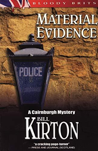 9781932859324: Material Evidence: A Cairnburgh Mystery