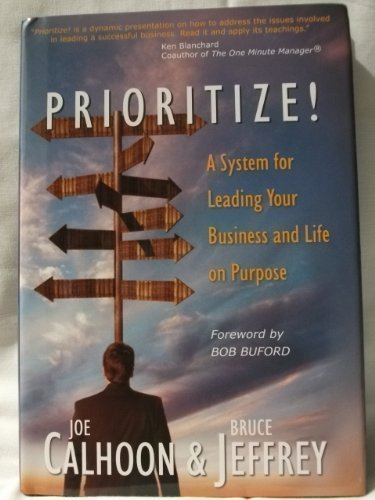 Prioritize: Joe Calhoon, Bruce