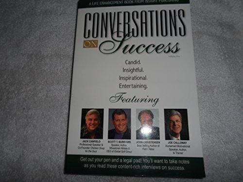 9781932863420: Conversations on Success Vol. 5