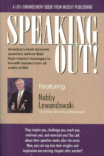 Speaking Out (9781932863574) by Nita Scoggan; Nobby Lewandowski; Susan J. Strong; Joan E. Gustafson