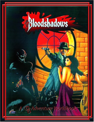 9781932867060: D6 Bloodshadows Worldbook