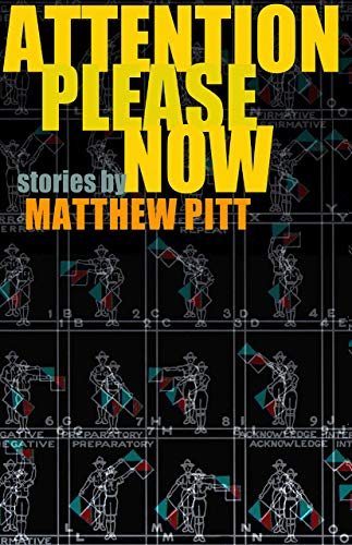 Attention Please Now: Matthew Pitt