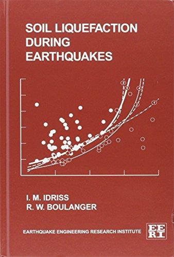Soil Liquefaction During Earthquakes: I. M. Idriss,