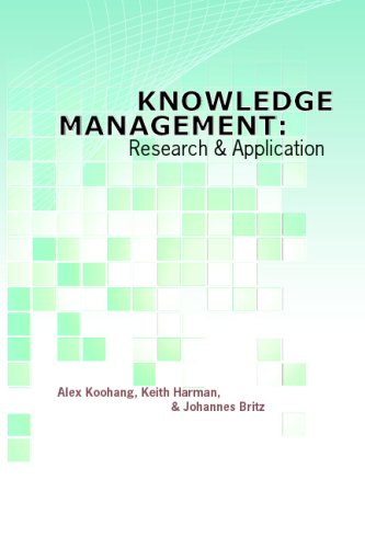 9781932886078: Knowledge Management: Research and Applications