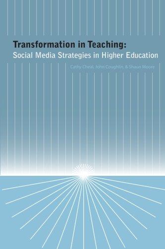 9781932886498: Transformation in Teaching: Social Media Strategies in Higher Education