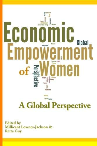 9781932886603: The Economic Empowerment of Women: A Global Perspective