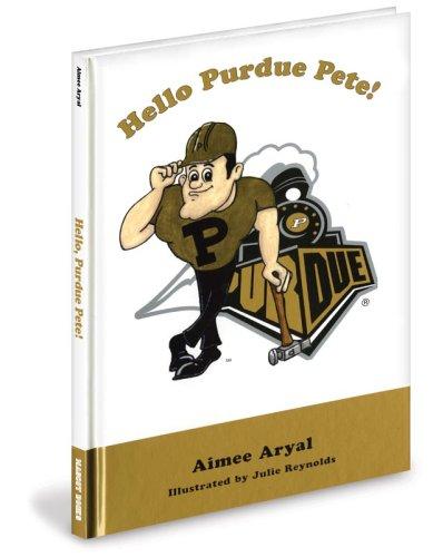 Hello Purdue Pete!