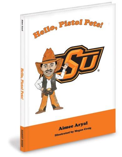 Hello Pistol Pete!: Aimee Aryal