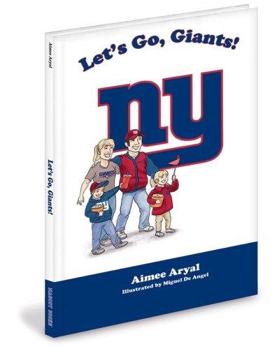 Let's Go, Giants!: Aimee Aryal; Brad
