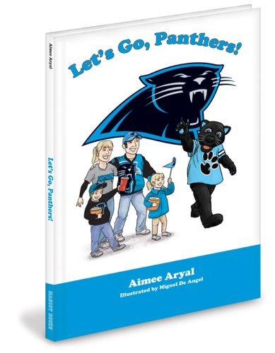 Let's Go, Panthers!: Aimee Aryal; Brad