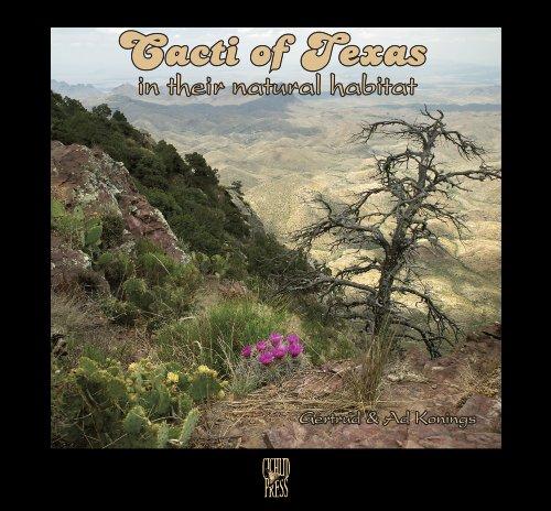 9781932892086: Cacti of Texas in their Natural Habitat
