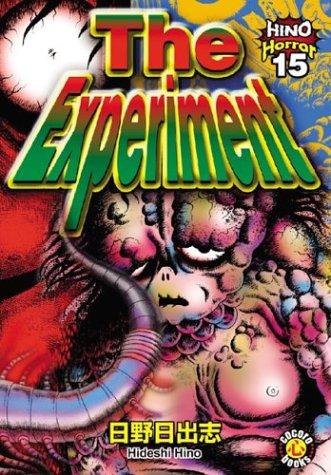 9781932897067: The Experiment: Hino Horror #15