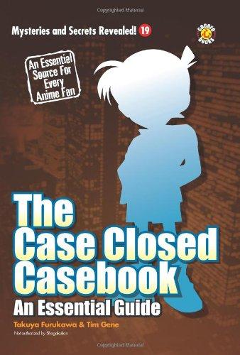 9781932897302: The Case Closed Casebook: An Essential Guide