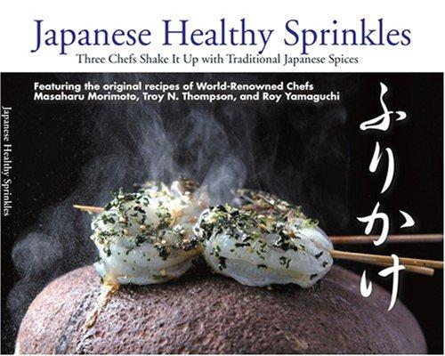 9781932897357: Japanese Healthy Sprinkles: Make Healthy Japanese Food